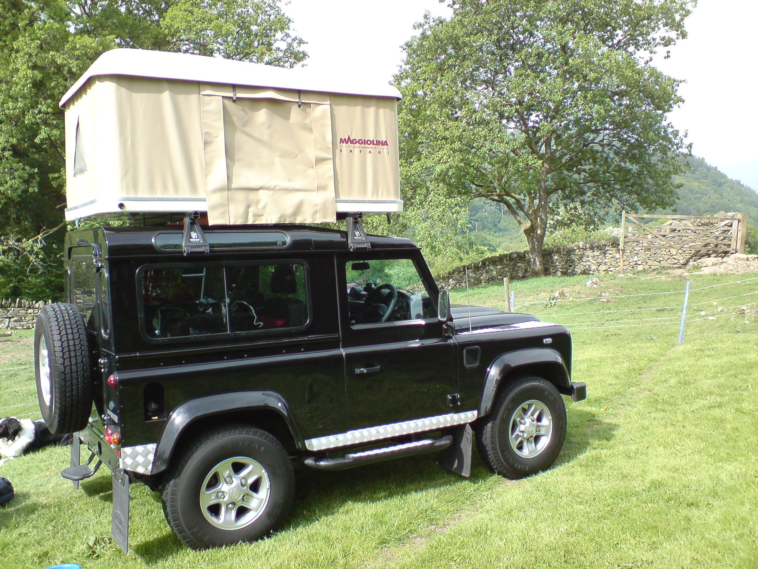 Defender2 Net View Topic Maggolina Safari Roof Tent